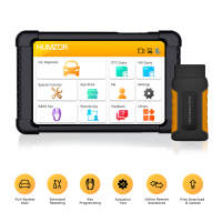 [6% Off €240][UK Ship]Humzor NexzDAS Pro Bluetooth 10inch Tablet Full System Auto Diagnostic Tool with IMMO/ABS/EPB/SAS/DPF/Oil Reset