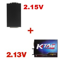 2.13V Ktag  Master V6.070 Plus V2.37 Kess V2 Unlimited Token V4.036 with Free ECM TITANIUM V1.61 Software