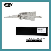 LISHI CY24 2-in-1 Auto Pick and Decoder For Chrysler