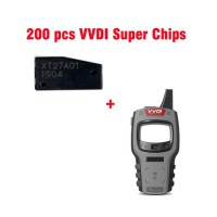 Buy 200 Pcs Xhorse XT27 VVDI Super Chips Get A Free VVDI Mini Key Tool