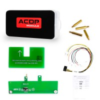 [UK Ship]Yanhua Mini ACDP Read BMW DME ISN Code by OBD Module when All Keys Lost No need Soldering