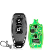 XHORS XKGD12EN Garage Wire Universal Remote Key Fob 2 Button for VVDI Key Tool 5pcs/lot