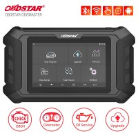 Pre-order OBDSTAR ODO Master for Odometer Adjustment/OBDII and Oil Service Reset Standard Version Get Free OBDSTAR BMT-08 Battery Tester