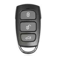 XHORSE (English Version) Universal Remote Key Fob 3+1 Button XKHY04EN for VVDI MINI Key Tool VVDI2 5pcs/lot