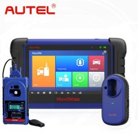 Original Autel MaxiIM IM508 Advanced IMMO & Key Programming Tool Plus XP400 Key and Chip Programmer