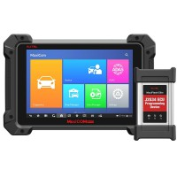 [UK Ship]Autel MaxiCOM MK908P AutomativeDiagnostic Tool(Same as MaxiSys Elite) with ECU Coding & J2534 ECU Programming 30+Service Function