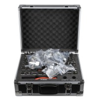 [UK Ship] LISHI 2 in 1 Auto Pick and Decoder Locksmith Kit Including 77pcs