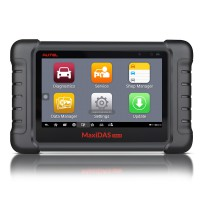 [EU Ship]Autel MaxiDAS DS808 Diagnostic Tool Full Set Support Injector&Key Coding Update Version of DS708 Perfect as MaxiSYS MS906