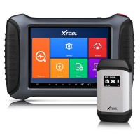 [UK Ship]Xtool A80 Pro H6 Pro Full System Diagnostic Tool with Key Programming/ECU Coding/Programmer