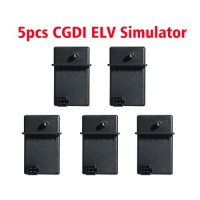 [EU/UK Ship] 5pcs/Lot CGDI MB ELV Simulator Renew ESL for Benz 204 207 212