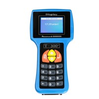 Newest Update V20.3 T300 Key Programmer Blue English Version
