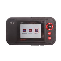 Launch X431 Creader VII+ 7(CRP123) Auto Code Reader Testing Engine/Transmission/ABS/ Airbag System Update via PC