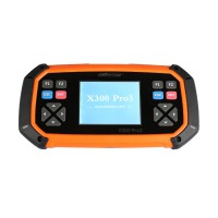 OBDSTAR X300 PRO3 Key Master Full Configuration Support Toyota G & H Chip All Key Lost and Special Functions