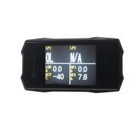"QUICKLYNKS (TG6) TurboGauge VI 2.8"" Color Screen Auto Trip Monitor(Replace by SP143-B)"
