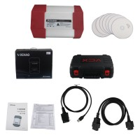 WIFI VXDIAG MULTI Diagnostic Tool 4 in 1 for Ford/Mazda/Honda/JLR
