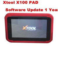 Xtool X100 Pad Update Service 1 Year Subscription after Two Years