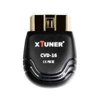 XTUNER CVD-16 12V/24V Heavy Duty Truck Diagnostic Adapter for Android
