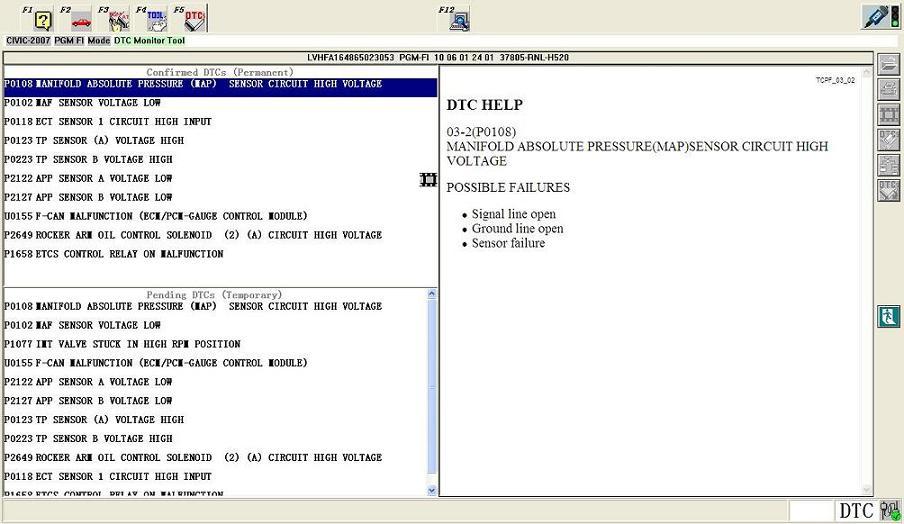 HDS Diagnostic Cable Software