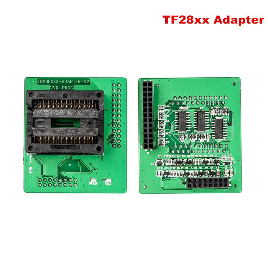 vvdi prog tf28xx adapter