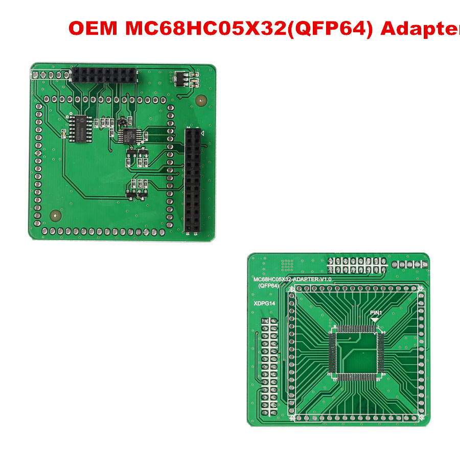 vvdi prog mc68hc05x32 adapter