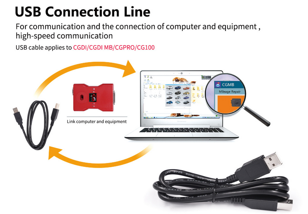 USB Conncection Line