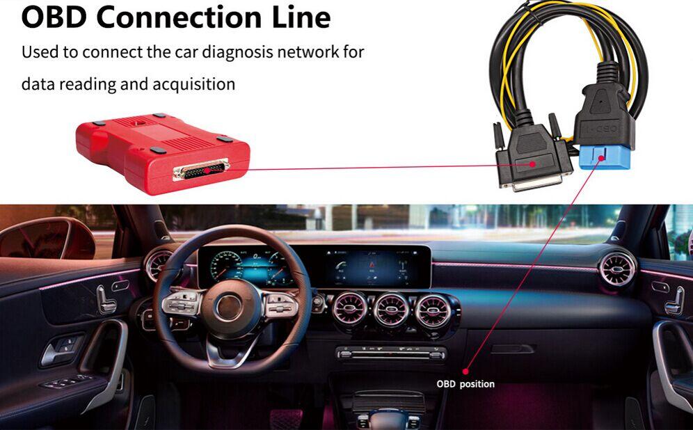 OBD Connection Line
