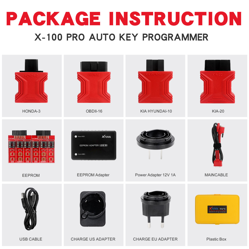 xtool x100 pro package