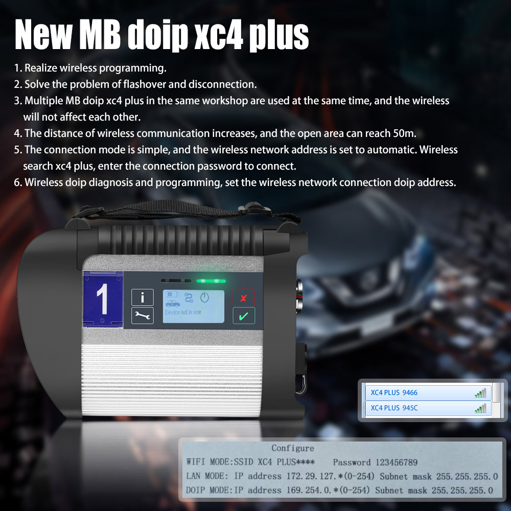 new mb sd c4 plus