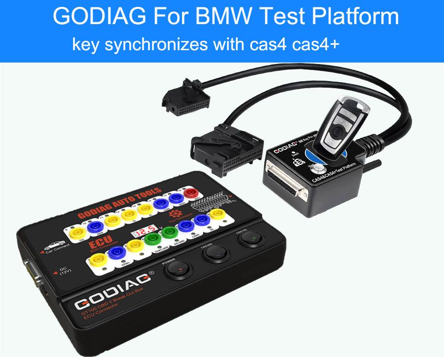 godiag gt100 key synchronizes with cas4