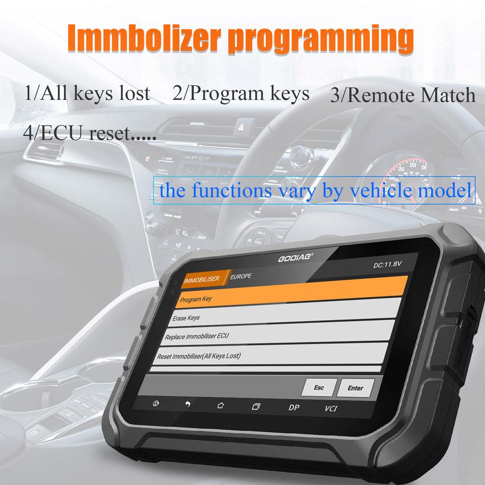 godiag gd801 key programmer