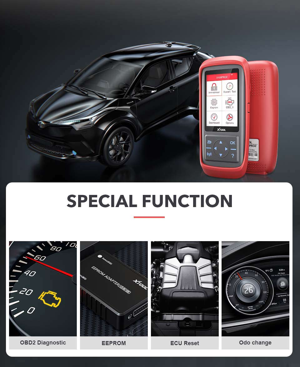 xtool x100 pro2 special function