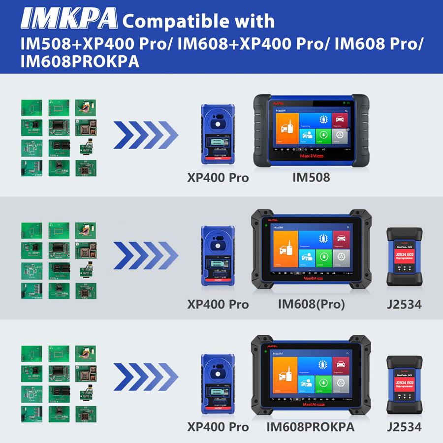 autel imkpa combination kit