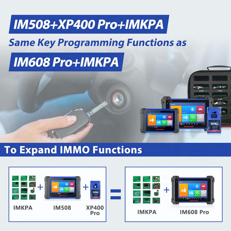 Autel MaxiIM IM608 Pro Key Programming Tool