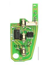 wire remote pcb
