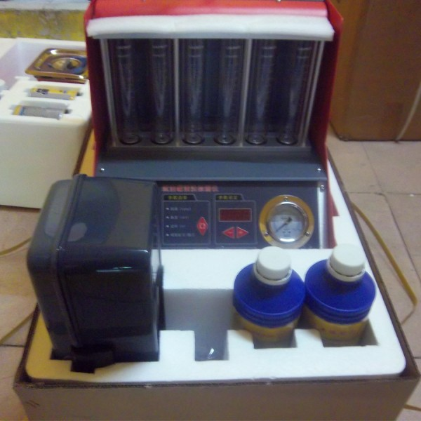 Launch CNC-602A CNC 602A  Injector Cleaner & Tester 110V