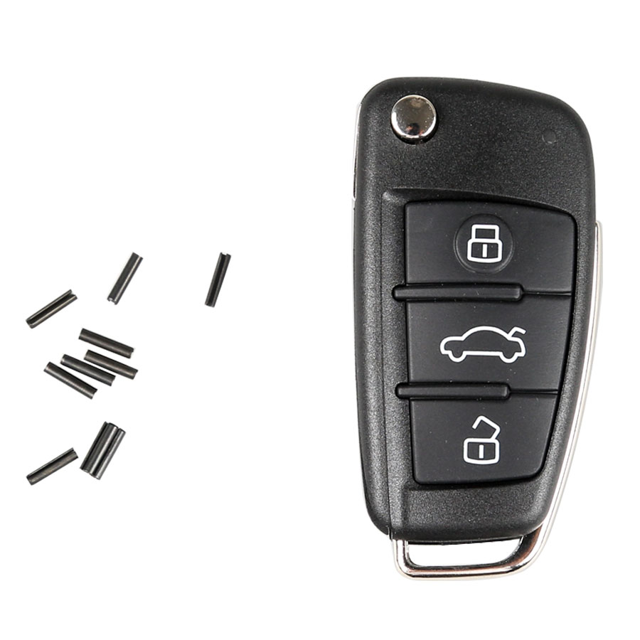 XHORSE VVDI Audi A6L Q7 Style Universal Remote Key 3 Buttons X003 for VVDI Key Tool 5pcs/lot