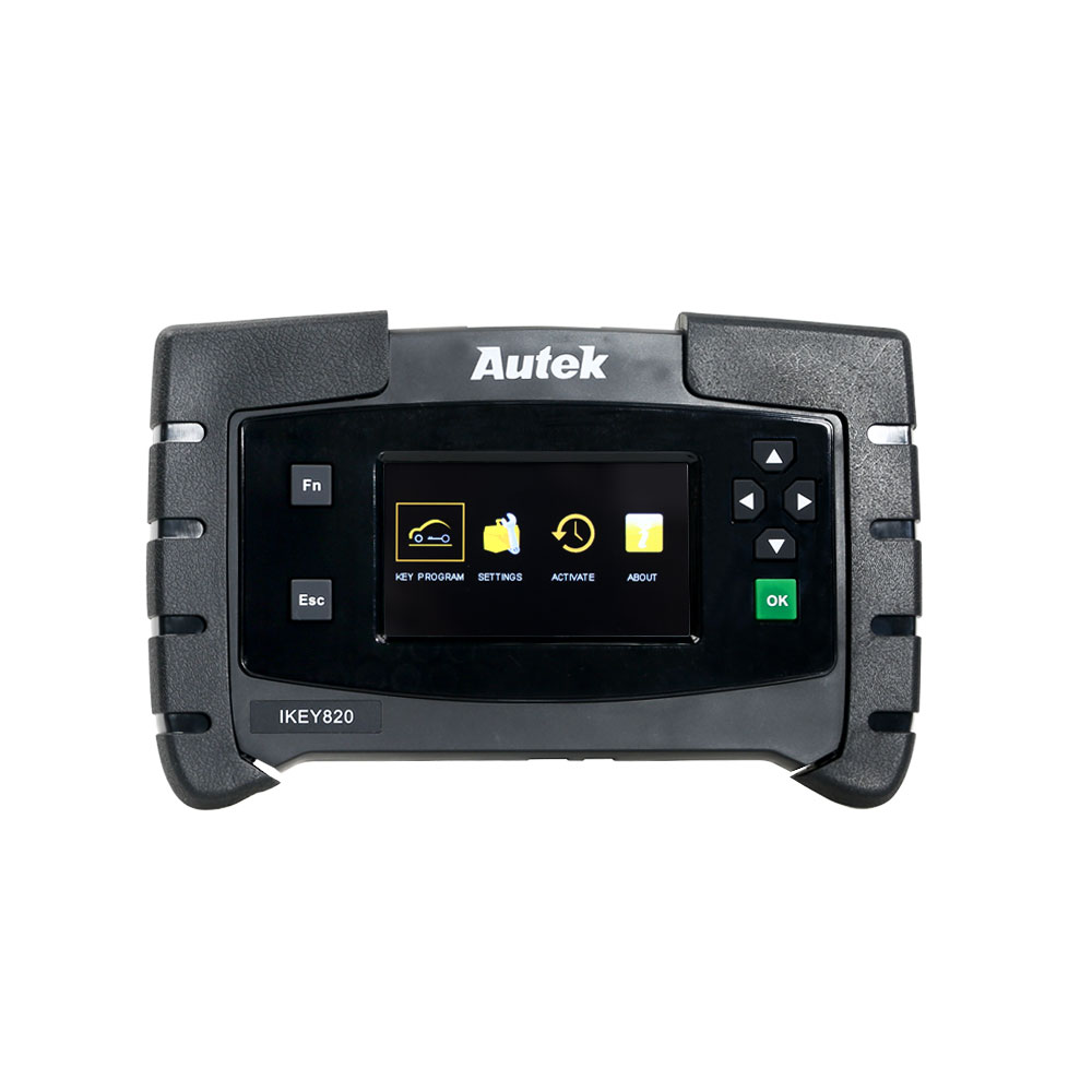 AUTEK IKEY820 Universal OBD Car Key Programmer No Need Soldering Support All Key Lost