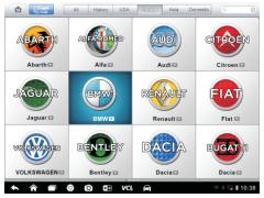 Autel MaxiSYS Pro MS908P OE-Level Coverage