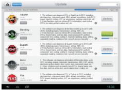 Autel MaxiSYS Pro MS908P update