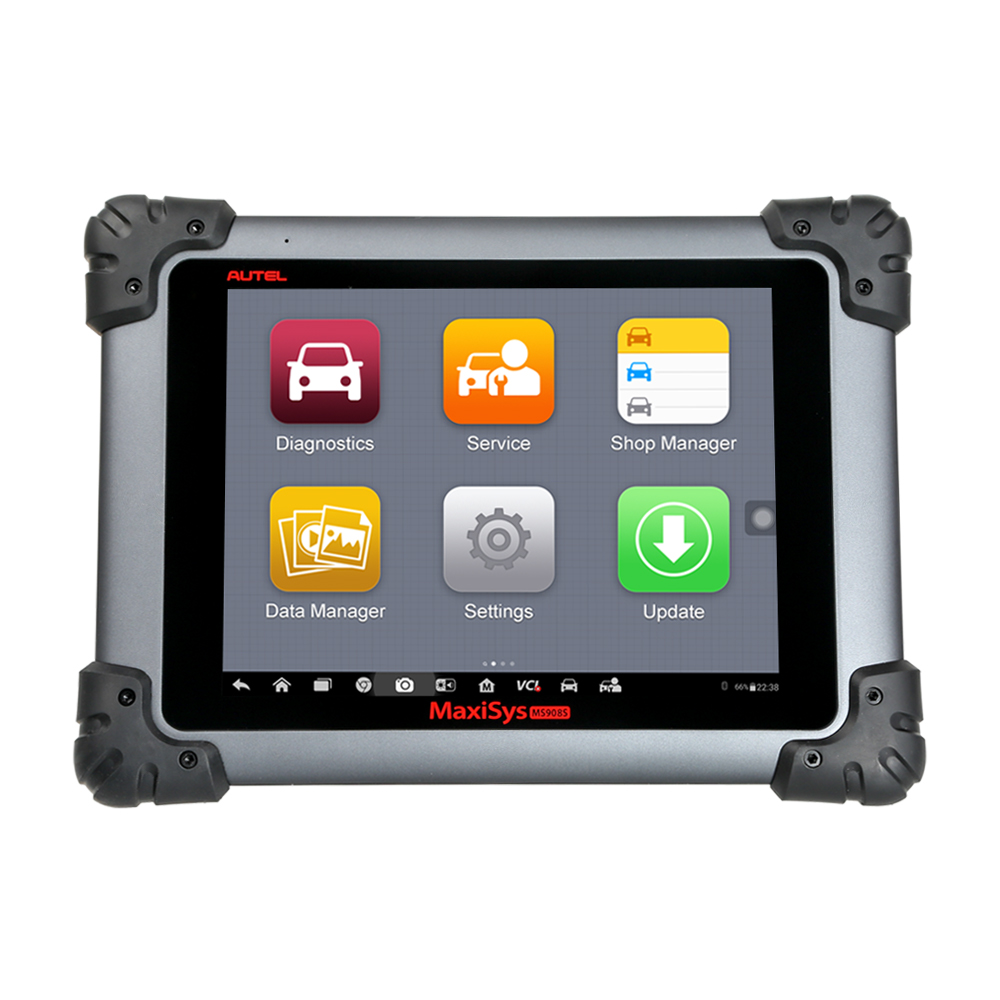 Autel MaxiSys MS908s Pro MS908P Diagnostic Platform with J2534 ECU Programming Device