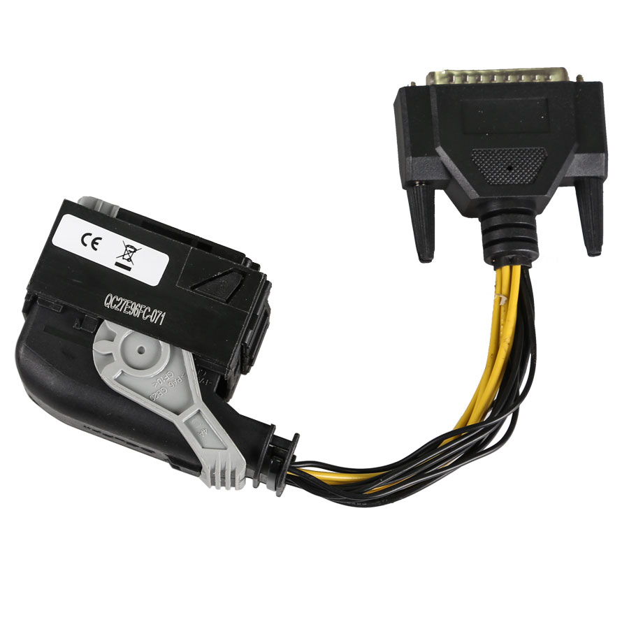 Benz ECU Test Adaptor Working with ECU Flashing Tool(VVDI MB/Kess V2/Ktag)