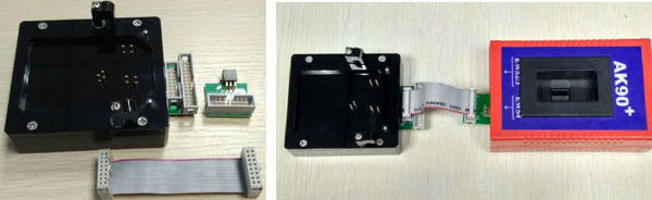 BMW EWS-4.3 & 4.4 IC Adaptor (No Need Bonding Wire) for Xprog-M or AK90 and R270 R280 PLUS Programmer