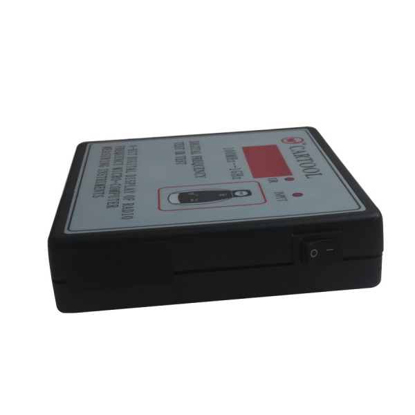 Car IR Infrared Remote Key Frequency Tester (Frequency Range 100-500MHZ)