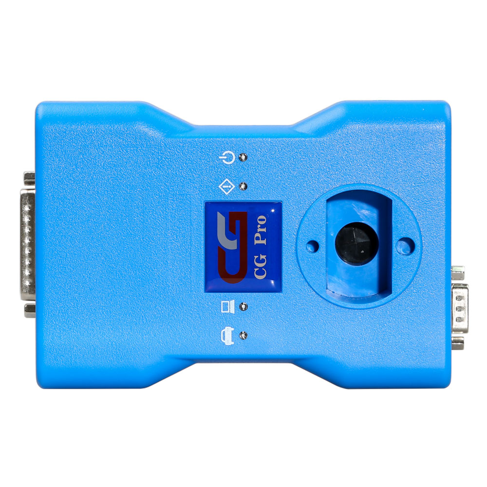 V2.0.2.0 CG Pro CG-Pro 9S12 Freescale Programmer Newly Add BMW/Benz/Volvo/Jaguar/Land Rover Models