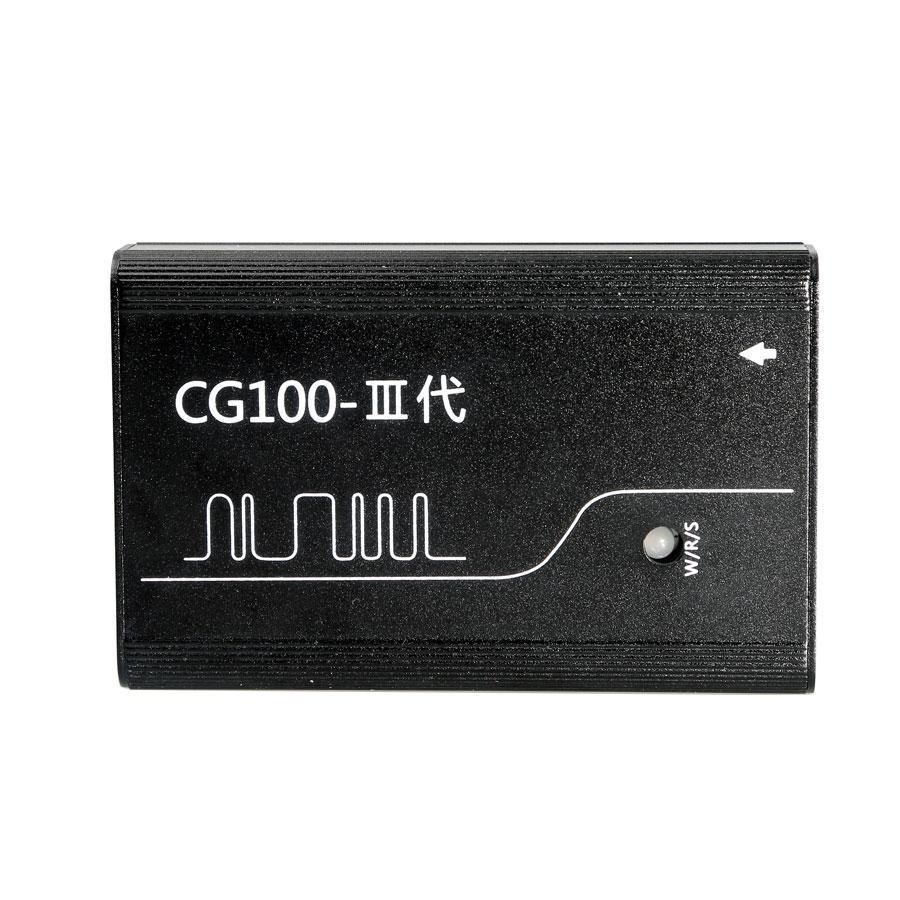 Newest V4.0.0.0 CG100 CG-100 Prog III Third Generation Airbag Restore Devices with Full Authorization