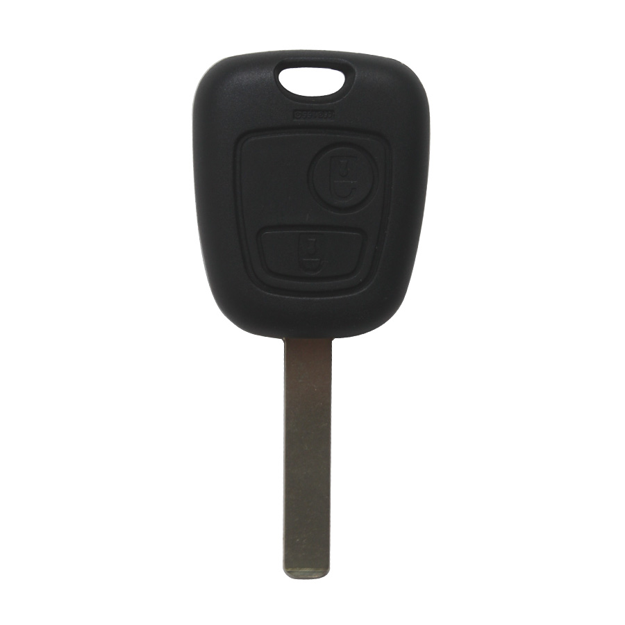Remote Key 2 Button 434MHZ VA2 2B Without Groove for Citroen