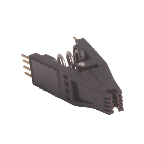 EEPROM SOIC 8pin 8CON NO.44 Connect Head Jan Version 5250 black 5pcs/lot