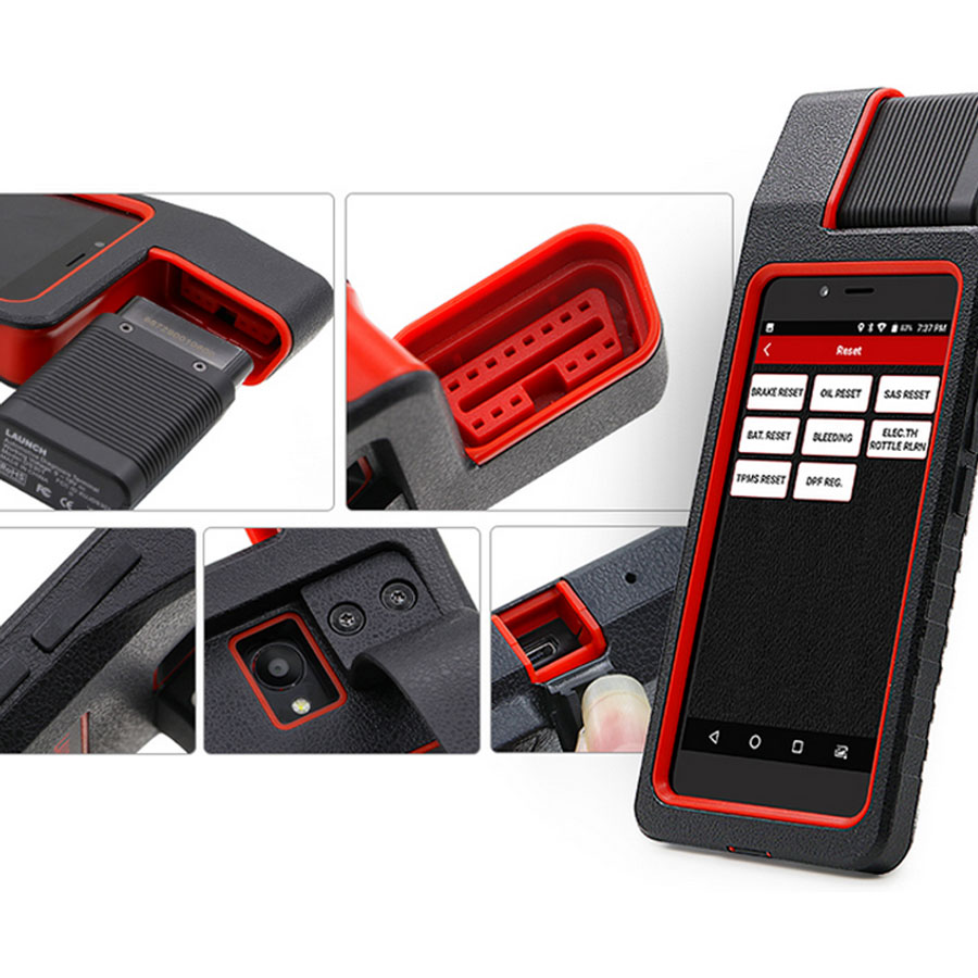 (Big Promotion)Launch X431 Diagun IV Full System Diagnsotic Tool X-431 Diagun 4 WiFi Bluetooth Scanner with Special Function Update Online