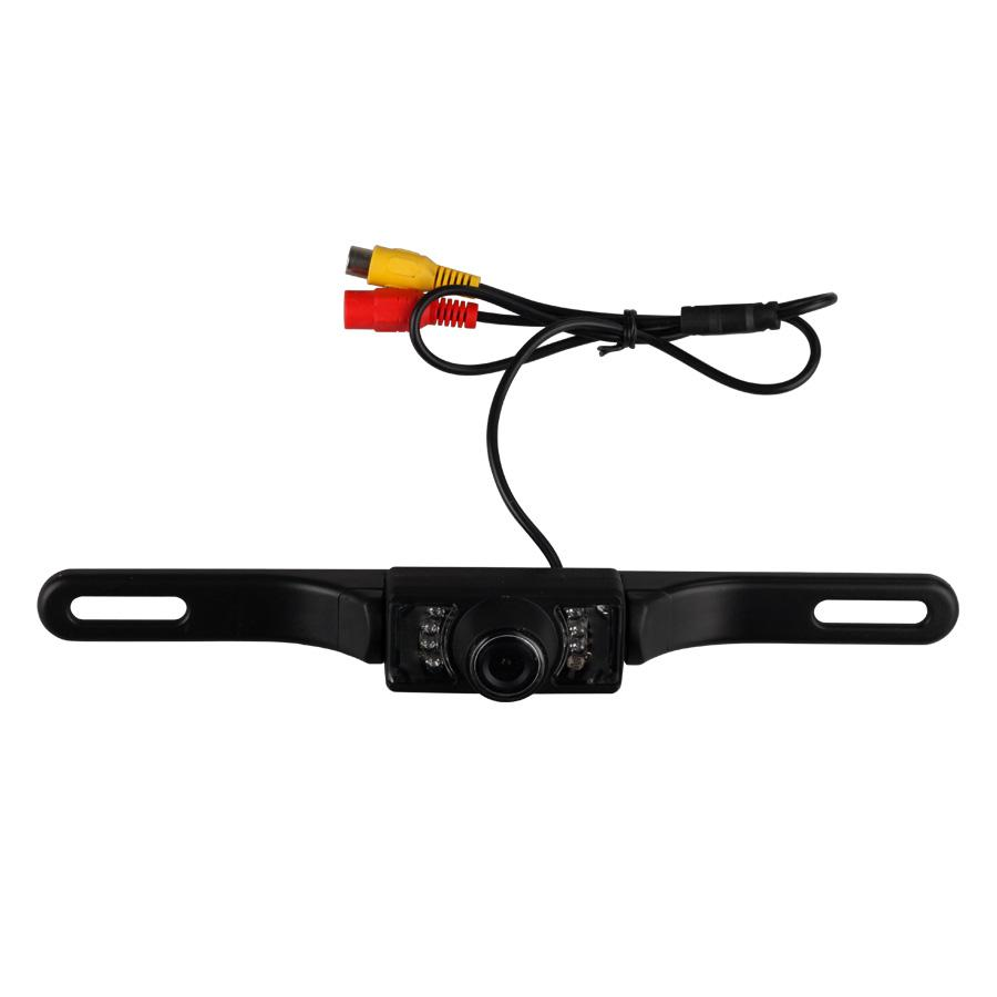 License Plate Night Vision Car Rear view Backup Camera