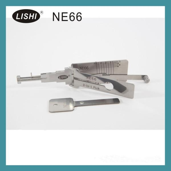LISHI VOLVO NE66 2-in-2 Auto Pick and Decoder